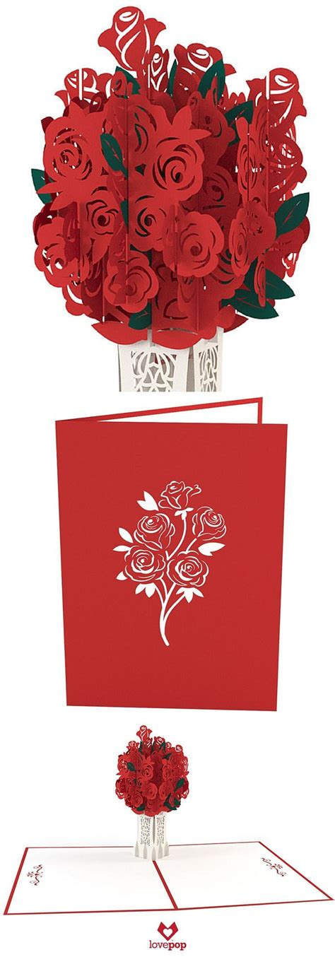 flower bouquet pop up card template 17 best images about cardboard and paper on