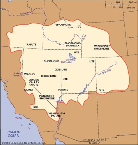 great basin usa map great basin indian britannica