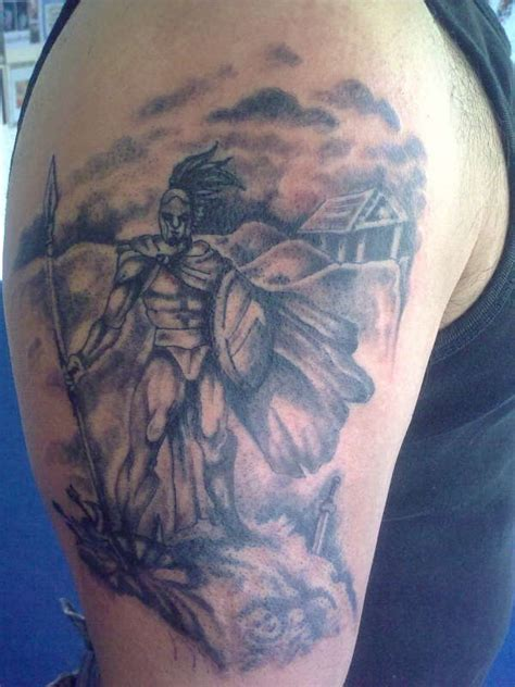 achilles tattoo tattoos