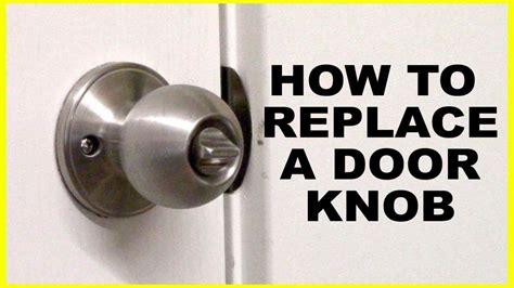 How To Replace Front Door Lock Decorating 187 Replace A Door Knob Images Inspiring Photos Gallery Of Doors And Windows Decorating