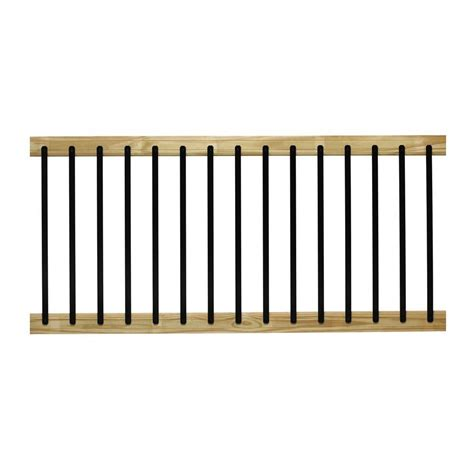 Banisters And Railings Home Depot Deck Railing Systems Deck Amp Porch Railings Decking