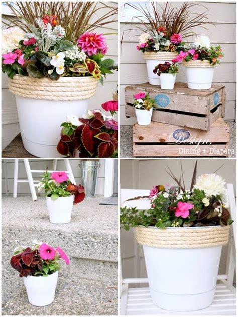 decorar vasos de plastico para cumpleaños id 233 ias para personalizar vasos de plantas ideias para