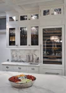 Corner Bar Hutch Gourmet Kitchens Featuring Sub Zero Wolf Simplified Bee