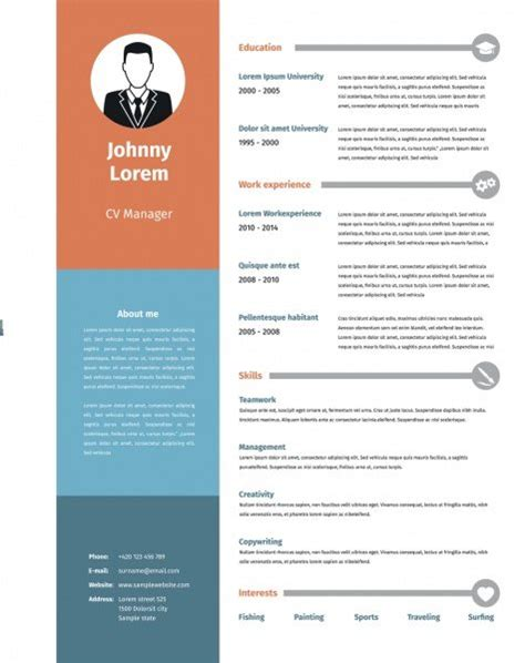 What Your Resume Should Look Like by What Your Resume Should Look Like In 2017 Contemporary