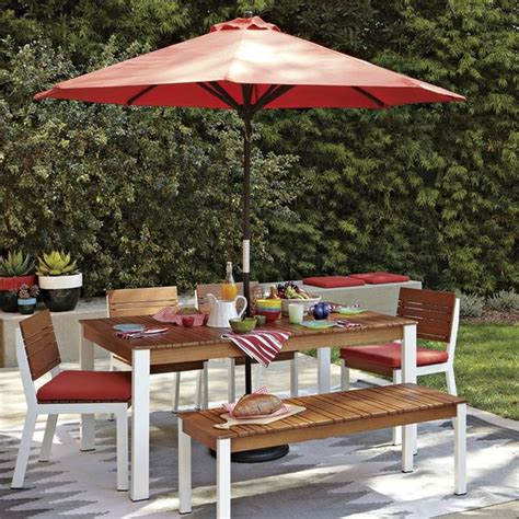 Baltic Dining Collection Contemporary Patio Furniture West Elm Patio