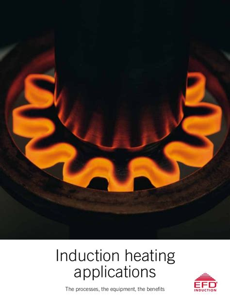 induction heating que es induction heating applications