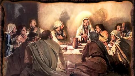 debbi s blog the last supper a new command