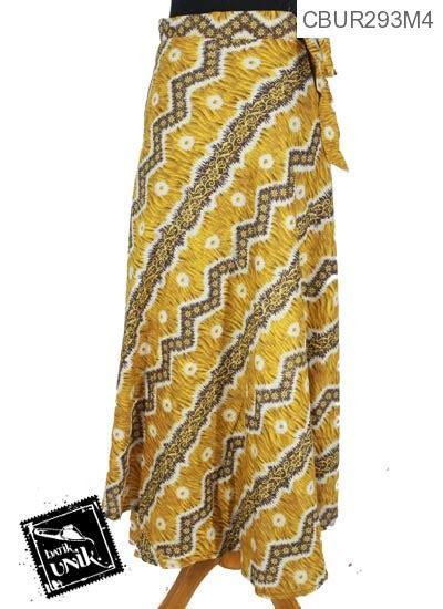 Rok Lilit Motif 4 rok batik rok lilit panjang wanita motif gelombang mata