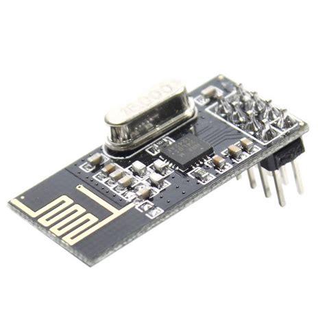 Nrf24l01 Wifi 24g 24 Ghz Smd Wireless Module For Arduino Termurahh nrf24l01 2 4ghz wireless transceiver module 2 pcs free shipping dealextreme