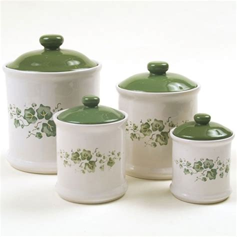4 piece kitchen canister sets corelle callaway 4 piece canister set