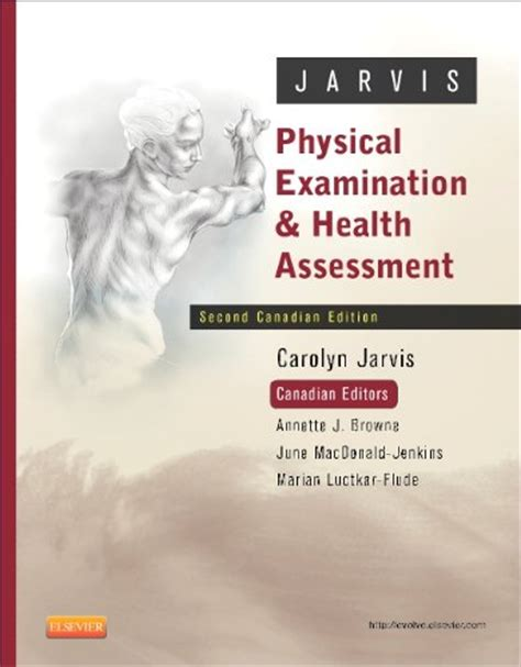 Physical Examination And Health Assessment 2 Ed Canadian