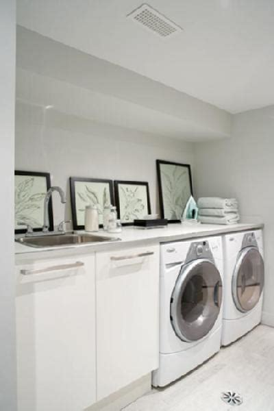 Ikea Laundry Room Cabinets Basmement Laundry Room Contemporary Laundry Room House Home