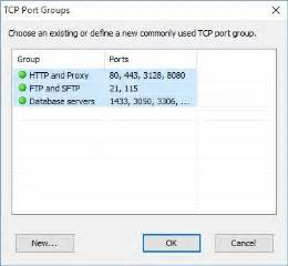 how to scan your network for devices and open ports