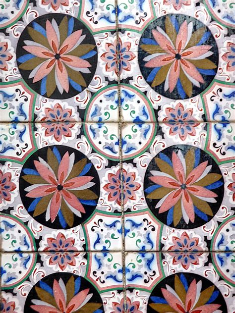 flower pattern tiles free images flower window pattern tile pink stained
