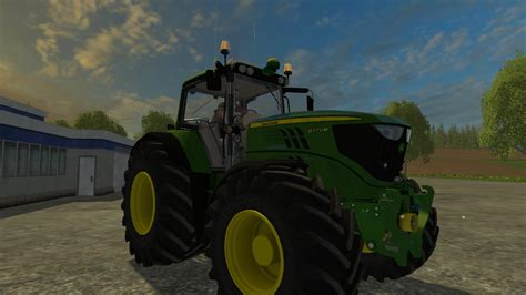 In Ls by Deere 6170m V1 Tractor Ls 15 Farming Simulator 2015
