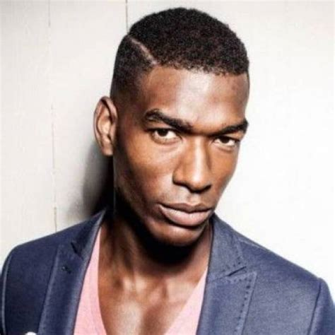 parted haircut male dark black men haircuts stylish guide of 2016