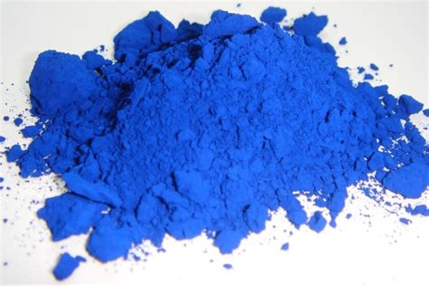 what color is cyanide iron in cyanidation ferrocyanide compounds