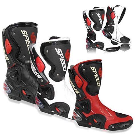 bike racing boots mcoss waterproof motorcycle boots for dirt bike