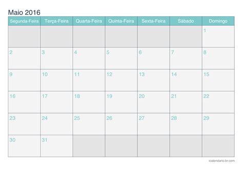 fechas para devolucion de percepciones calend 225 rio maio 2016 para imprimir icalend 225 rio br com