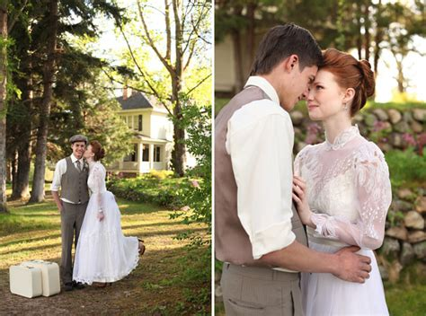 Dress Serli Elegan of green gables wedding dresses pictures ideas
