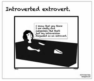 7 signs you are an extroverted introvert