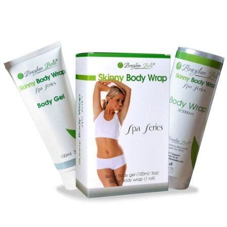 Wide Detox Stomach Wrap by Brazilianbelle