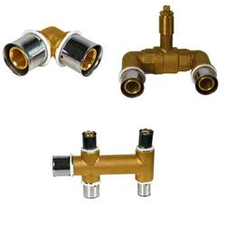Dh Plumbing by China Brass Press Fittings For Pex Pipe 320 China