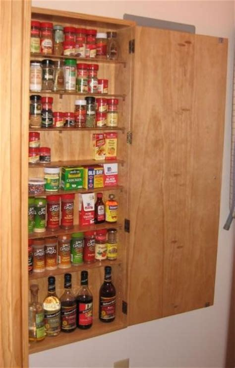 diy narrow spice rack wall cupboards cupboards and spices on