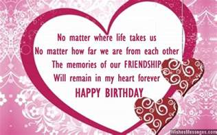 best friends birthday cards birthday wishes for best friend quotes and messages