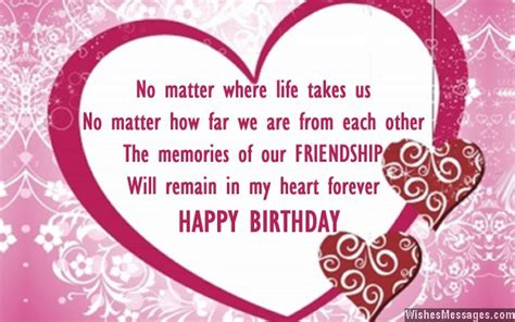 Birthday Quotes For A Best Friend Birthday Wishes For Best Friend Quotes And Messages