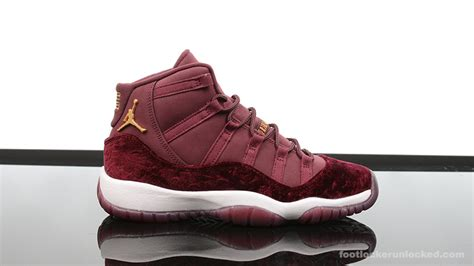 foot locker shoes jordans air 11 retro heiress foot locker