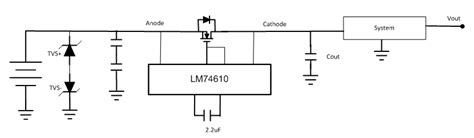 tvs diode circuit selecting tvs diodes for polarity in automotive applications the wheel blogs