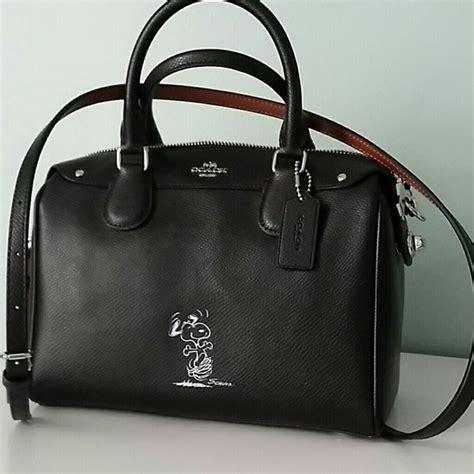 Coach Mini Bennet By Bebititota 33 coach handbags coach x snoopy mini
