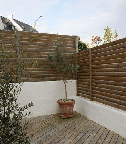Construire Un Mur De Cloture 4067 brise vue jardin charmeuse brise vue