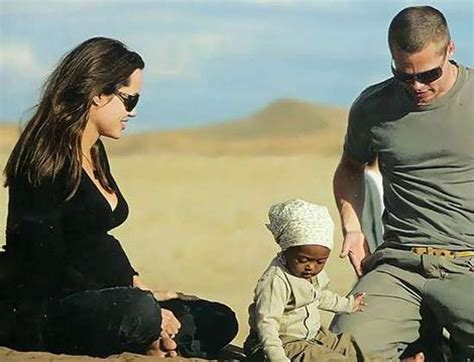brad pitt and angelina jolie finally sold their new brangelina make baby deal people entertainment