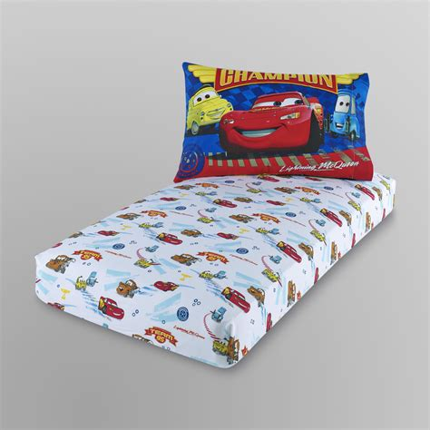 toddler bed sheets disney baby toddler boy s pillow case fitted sheet