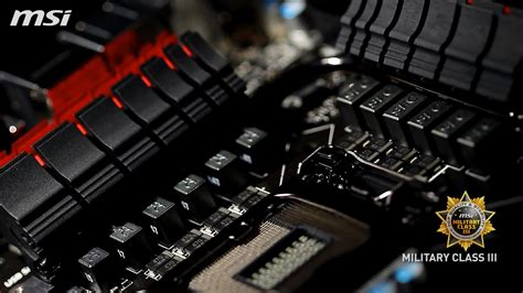 wallpaper motherboard asus msi z77a gd65 gaming motherboard unveiled packed with