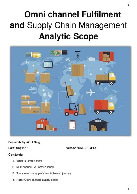 Scope Of Operations Management In Mba by Supply Chain Management Scope Best Chain 2018