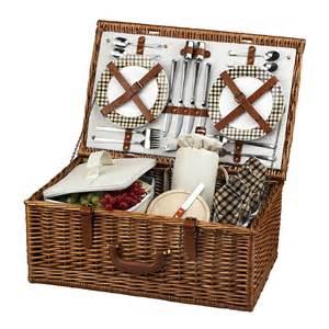 The Picnic Basket Dorset Picnic Basket For Four Collection