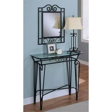 Foyer Table And Mirror Foyer Table With Mirror Furniture Ideas Deltaangelgroup