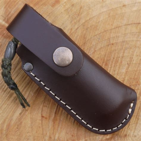knife pouches tbs leather small folding knife belt pouch