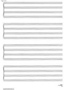 the asylum manuscript notebook blank sheet staff paper for musicians and composers books manuscript paper quartet 4 4 sheet for piano and