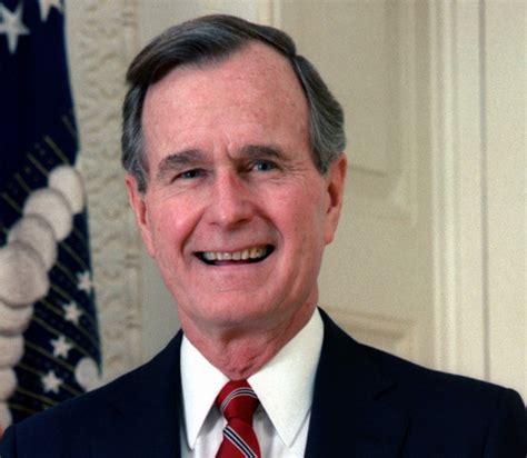 The 41st Us President George H W Bush | president george herbert walker bush celebrity genealogy