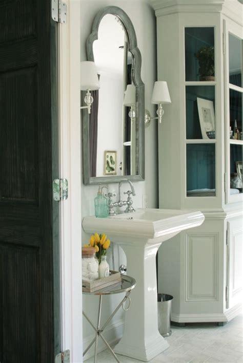 elegant details moorish style mirror sconces pedestal
