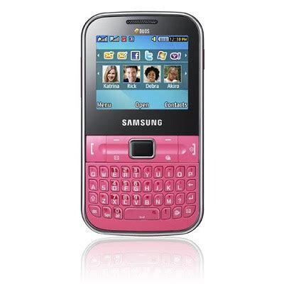 Harga Samsung Chat harga samsung chat 322