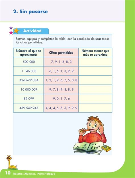 desafios matematicos alumnos 6o sexto grado primaria by gines ciudad desafios matem 225 ticos para alumnos 6 176