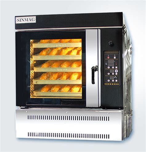 sm 705g convection ovens sinmag equipment wuxi co ltd