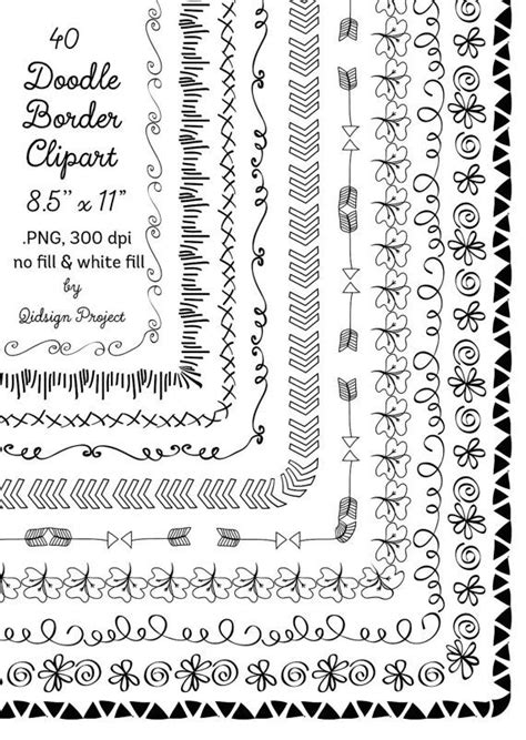 doodle free text option best 25 doodle borders ideas on diary ideas