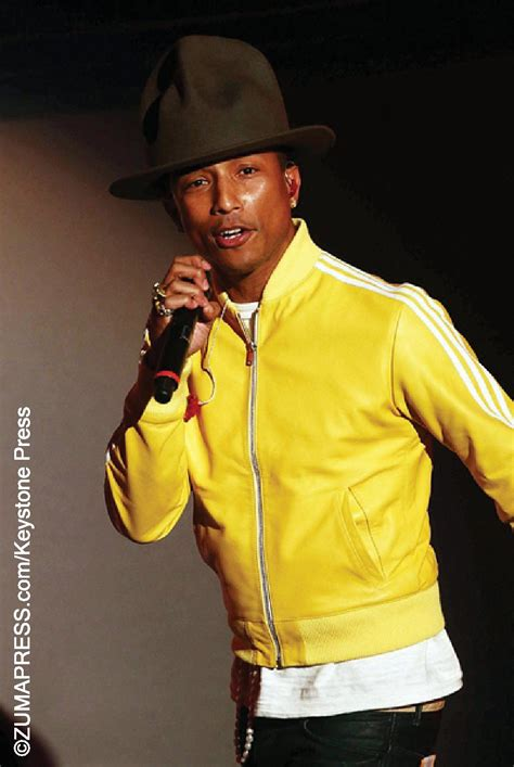 Arby Blouse arby s buys pharrell s hat for 44 100 171 gossip and news