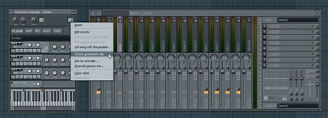 fl studio basic tip on fl studio tip automating mixer track routing